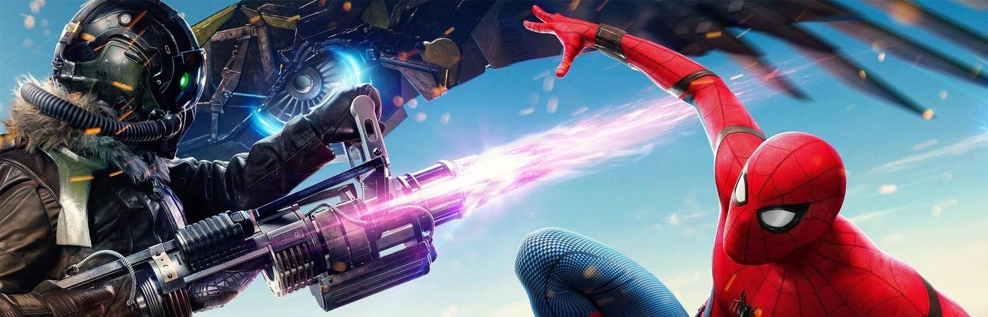 Spider-Man: Homecoming - Người Nhện: Trở Về Nhà