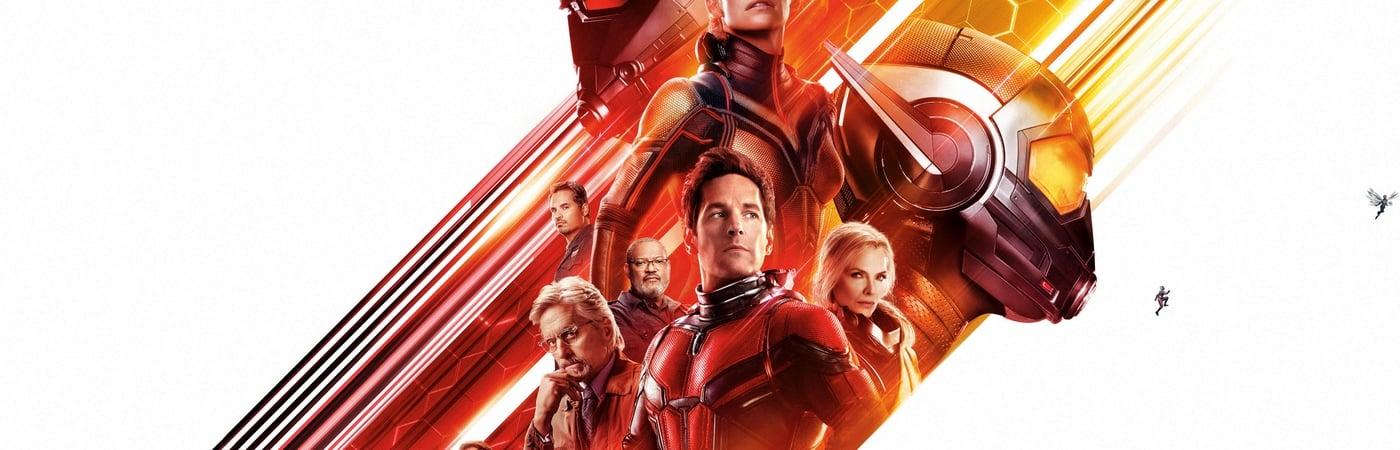 Ver Ant-Man y la Avispa