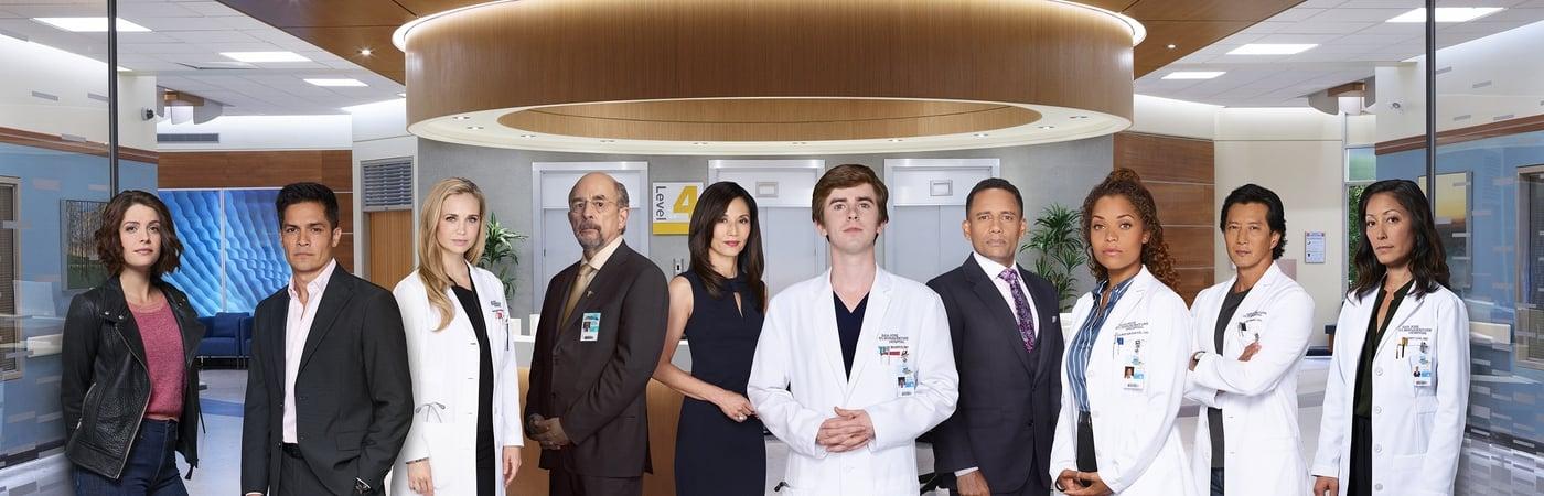 Ver The Good Doctor Serie TV online