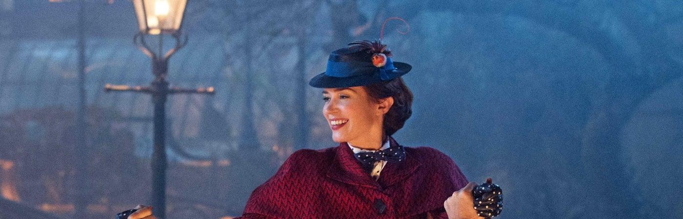 Ver El Regreso de Mary Poppins