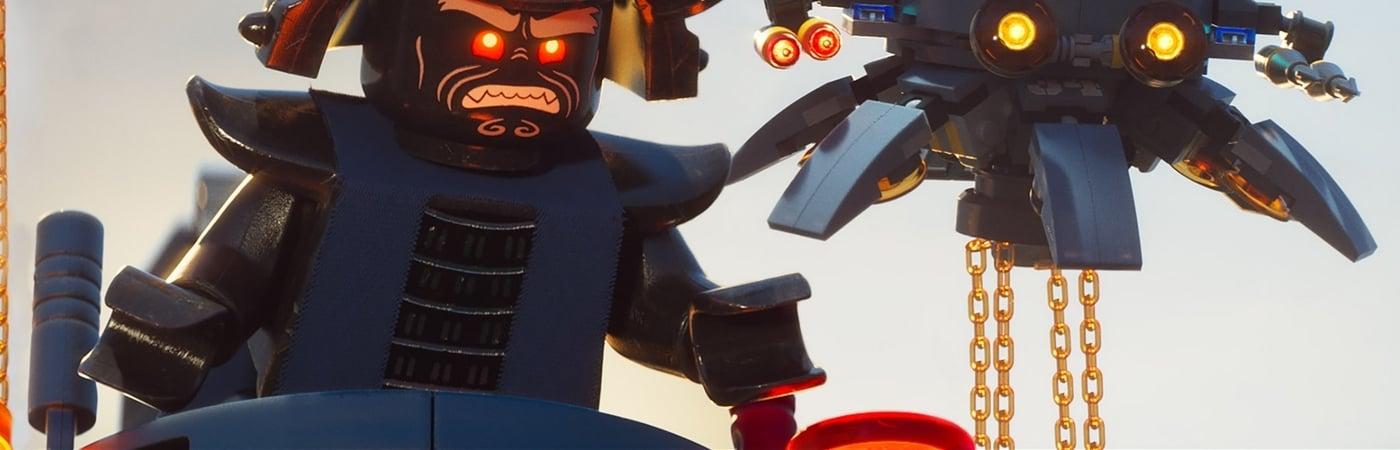 Ver La LEGO Ninjago película