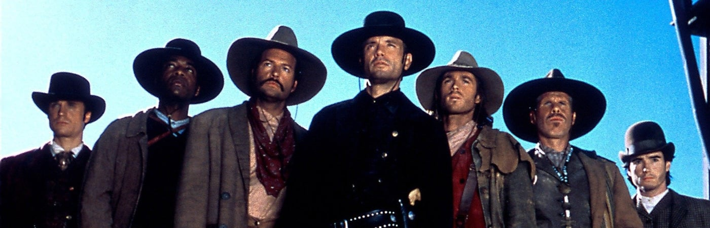 Ver The Magnificent Seven