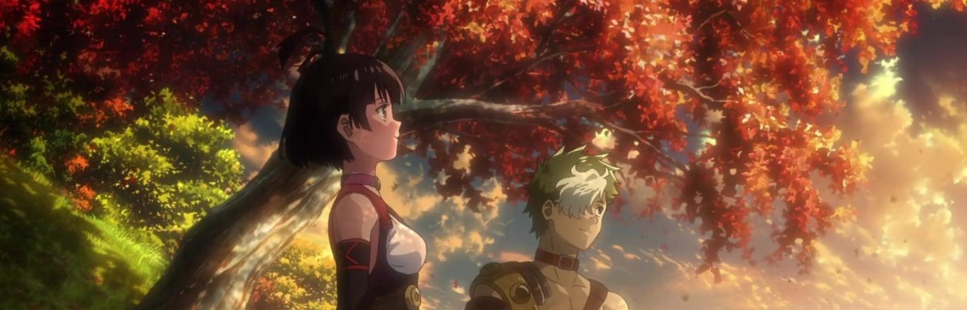 Koutetsujou no Kabaneri Movie 3: Unato Kessen