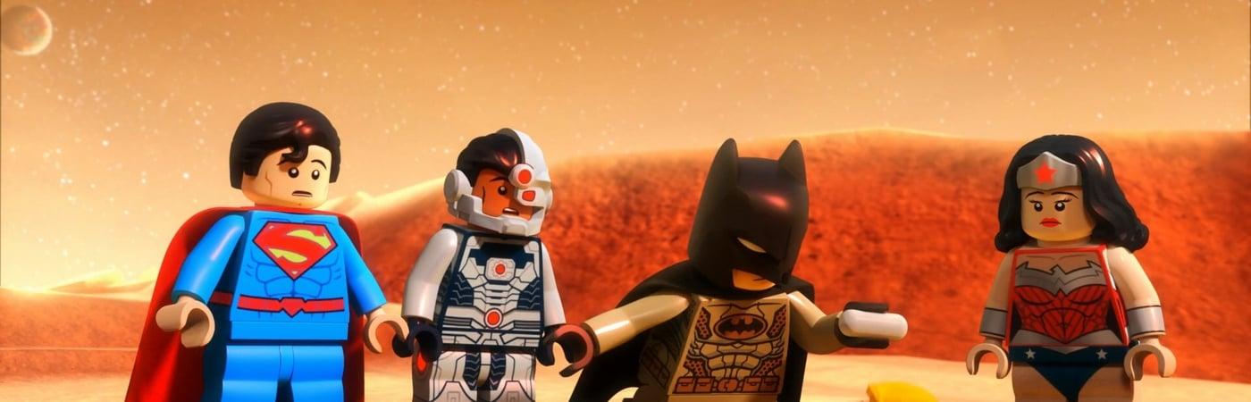 Ver LEGO DC Super Heroes Aquaman La Ira De Atlantis