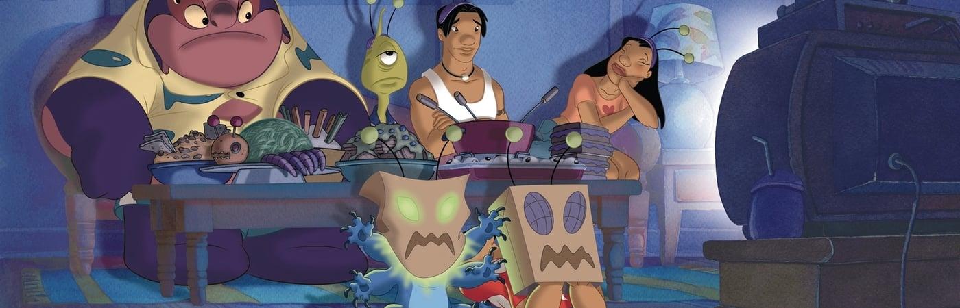 Ver Lilo & Stitch 2: El efecto del defecto