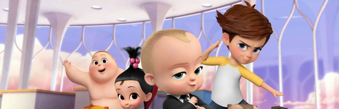 Ver El bebé jefazo: Vuelta al curro