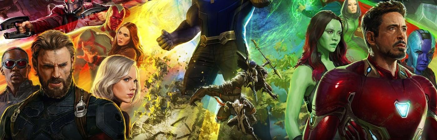 Ver Vengadores: Infinity War