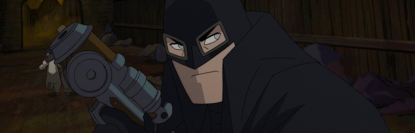 Ver Batman, Ciudad Gótica: Luz de Gas