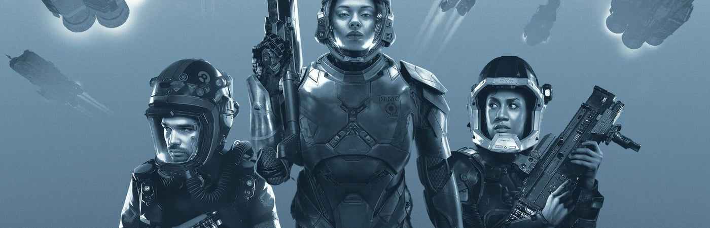 Ver The Expanse