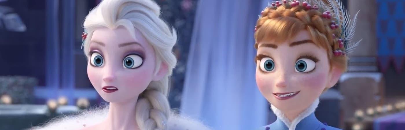 Ver Frozen: Una aventura de Olaf