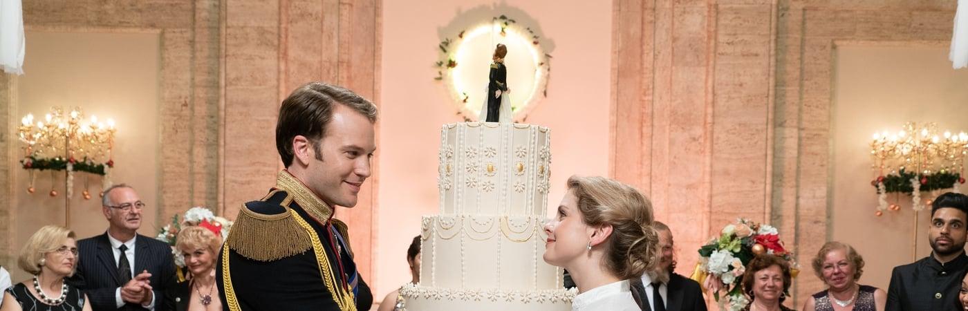 Ver Un príncipe de Navidad: La boda real