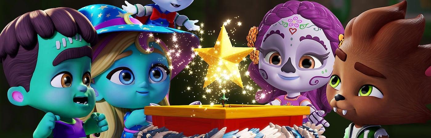 Ver Supermonstruos: La estrella de los deseos
