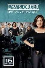 Law & Order Special Victims Unit Season 16 watch32