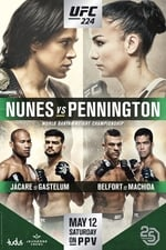 UFC 224: Nunes vs. Pennington