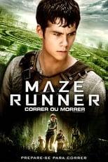 Pôster de Maze Runner - Correr ou Morrer