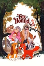 Image the fox and the hound – vulpea și câinele (1981)