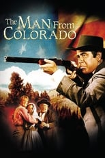 The Man from Colorado (1948) Box Art