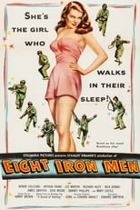 Eight Iron Men (1952) Box Art