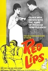 Rote Lippen - schlanke Beine