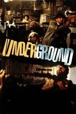 Underground: Mentiras de Guerra (1995) Torrent Legendado