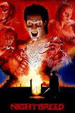 Nightbreed (1989) Box Art