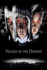 Village of the Damned (1995) Box Art