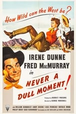 Never a Dull Moment (1950) Box Art