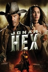 Jonah Hex (2010) Box Art
