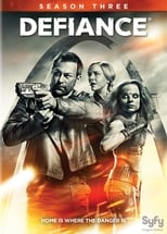 Defiance 3ª Temporada Completa Torrent Legendada