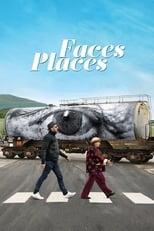 Poster van Faces Places