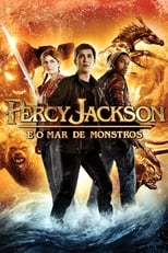Percy Jackson e o Mar de Monstros (2013) Torrent Dublado e Legendado