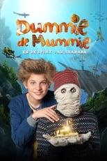 Poster for Dummie de Mummie en de Sfinx van Shakaba