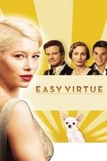 Poster for Easy Virtue
