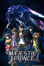 Ginga Kikoutai Majestic Prince Anime Sub Indo