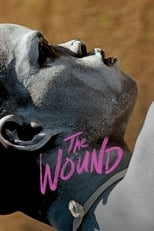 Poster for The Wound