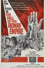 The Fall of the Roman Empire (1964) box art