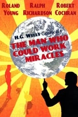 The Man Who Could Work Miracles (1937) box art