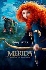Filmposter: Merida - Legende der Highlands