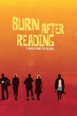 Image Burn after reading