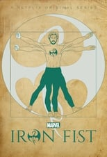 Marvel's Iron Fist small poster