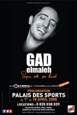 Spectacle Gad Elmaleh - Papa est en haut streaming