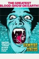 Vampire Circus (1971) Box Art