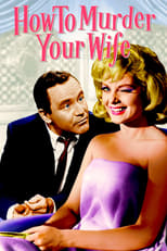How to Murder Your Wife (1965) Box Art