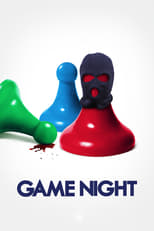 Official movie poster for Game Night (2018)