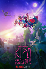 Kipo and the Age of Wonderbeasts 1ª Temporada Completa Torrent Legendada