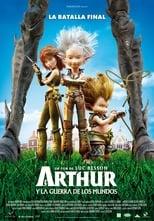 Arthur y la guerra de los mundos