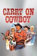 Carry On Cowboy (1965) Box Art