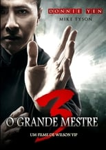 O Grande Mestre 3 (2015) Torrent Dublado e Legendado