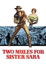 Two Mules for Sister Sara (1970) Box Art
