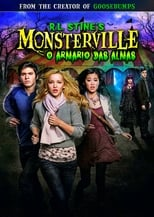 Monsterville: O Armário das Almas (2015) Torrent Dublado e Legendado